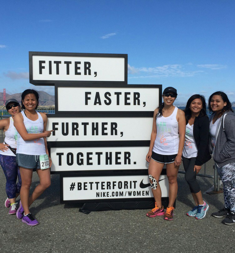 The Best High Five: A Runner's Thank You to Volunteers