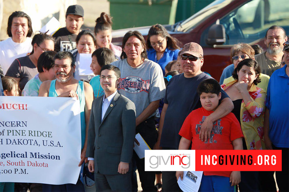 INCG-NMW-South_Dakota-Native Americans of Pine Ringe Indian Reservation_18