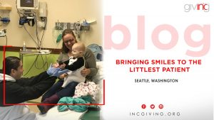 Blog Banner Bringing Smiles to the Littlest Cancer Patients