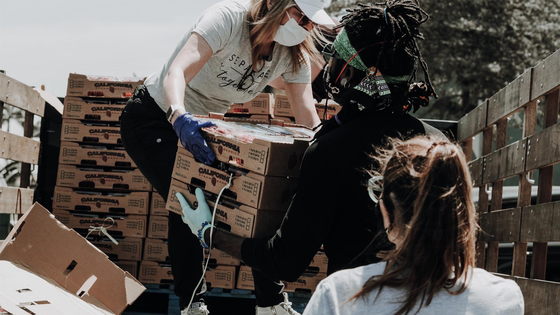 Volunteering Helps New Grads Gain Experience